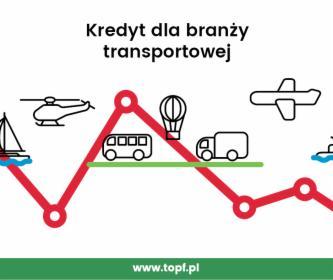 Kredyt dla branży transportowej, Tychy, oferta