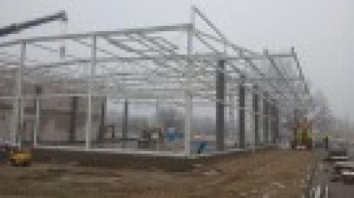 Konstrukcje stalowe - produkcja, Szczecin, oferta