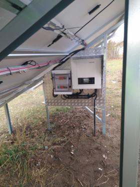 Instalacja fotowoltaiczna 4kW na ziemi, oferta
