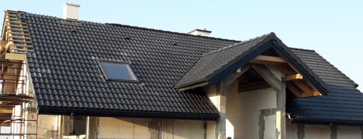 Kompleksowa budowa dachu