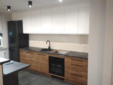 Kuchnie, szafy, garderoby, łazienki na wymiar., oferta
