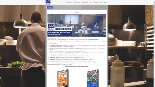 Strona internetowa eBon Website