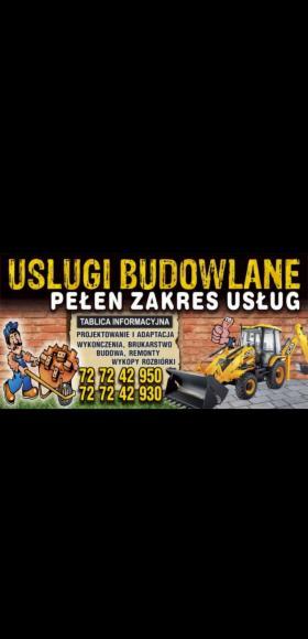 Usługi budowlane, oferta