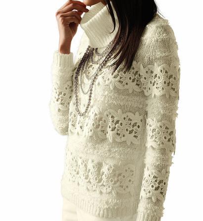 137fce742ab0 Piękne swetry z gipiurą Żory - Oferta nr 74631 - Oferteo.pl