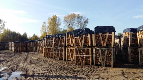 Drewno opalowe kominkowe sprzedaż