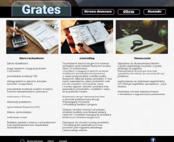 Biuro rachunkowe Grates, Mysłowice, oferta