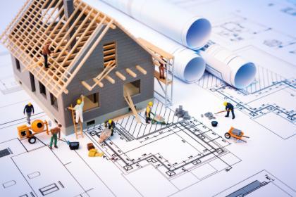 Projekt budowlany pełnobranżowy domu mieszkalnego z pozwoleniem na budowę