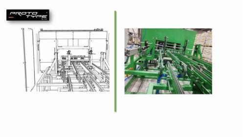 Projektowanie i budowa maszyn. Prefabrykacja szaf, Bytom, oferta