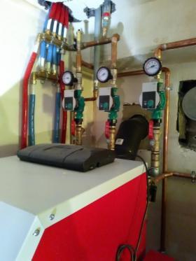 Usługi hydrauliczne, Krzymów, oferta