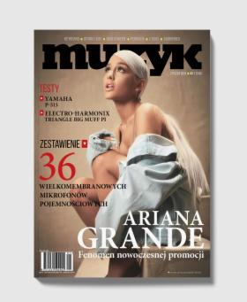 Oprawa graficzna i skład magazynów oraz czasopism