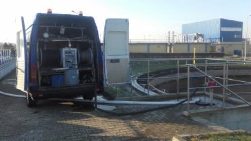 Udrażnianie kanalizacji, oferta