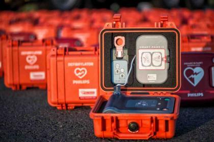 Szkolenie / instruktaż z obsługi defibrylatora AED dla grupy zorganizowanej (15-20 osób)
