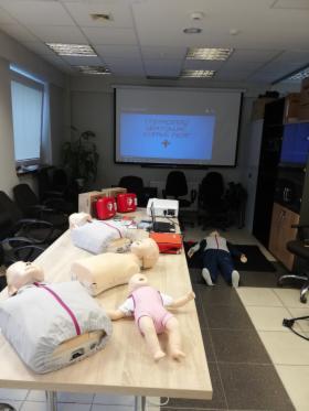 Szkolenie kurs pierwszej pomocy dla grupy 15 -20 osób