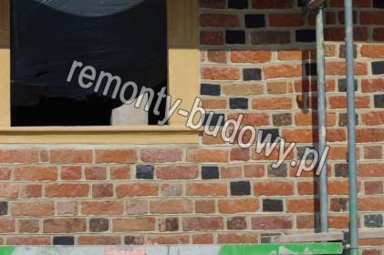 Renowacje Elewacji Ceglanej Łódź, Renowacja Cegły, Czyszczenie Cegły Łódź