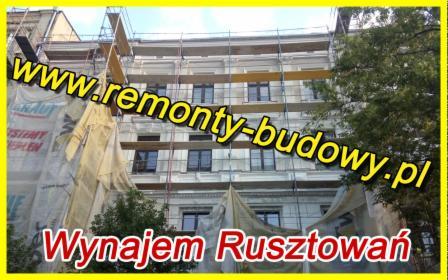 Rusztowania Wynajem Montaż - Wypożyczalnia Rusztowań Łódź