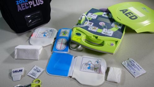 Obsługa defibrylatora AED, oferta