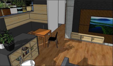 Kuchnia na wymiar powierzchnia  ok 25m2, Michałowice, oferta
