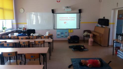 Szkolenie z pierwszej pomocy/ pierwsza pomoc, oferta