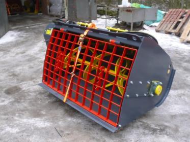 Mieszalnik do betonu MT 180, paszy, ziarna, betoniarka do wynajęcia