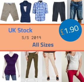Mens & Ladies SPRING/SUMMER clothing CONTAINER OFFER UK, London, oferta