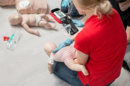 Kurs pierwszej pomocy dla żłobków, oferta