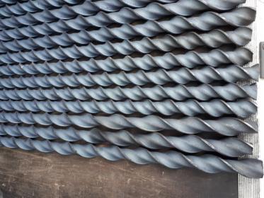Żerdzie spiralne rombowe, Wrocław, oferta