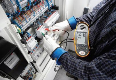 Wykonywanie odbiorczych i okresowych pomiarów instalacji elektrycznych niskiego napięcia