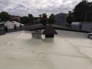 Hydroizolacja - dachy, fundamenty, posadzki, tarasy