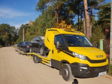 Transport samochodów - krajowy, polska, oferta