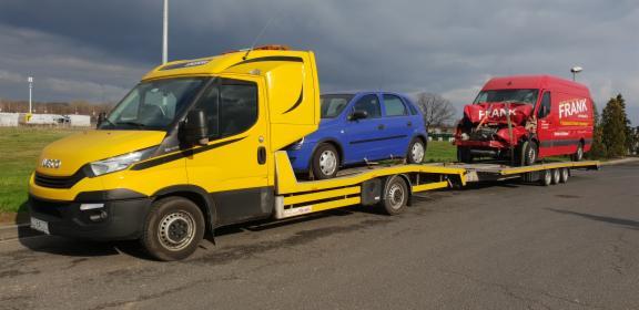 Transport samochodów Polska - Niemcy/Belgia/Holandia - Polska, polska, oferta