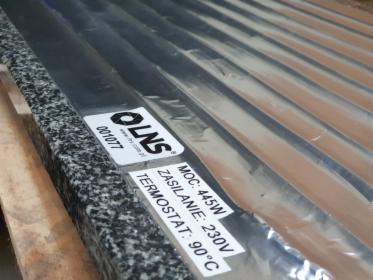 Aluminiowe maty grzewcze Coolcraft®, Wrocław, oferta