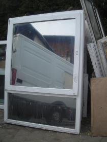 Okna Pcv Fix 1400x1950 z Niemiec !