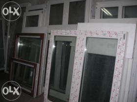 Okna Pcv-Drzwi-Tarasy-Balkony-Zabudowy z Niemiec z Demontażu!
