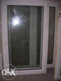 Okna Pcv960x1630 z Demontażu z Niemiec