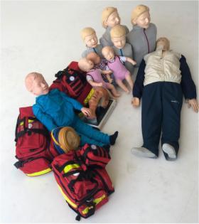 Podstawowe szkolenie z pierwszej pomocy