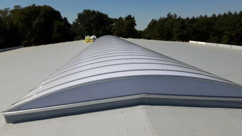Membrana PVC - hydroizolacja dachu płaskiego, oferta
