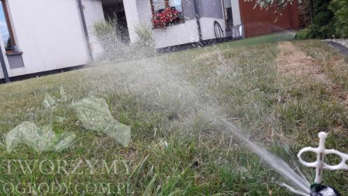 Systemy do automatycznego nawadniania ogrodów.