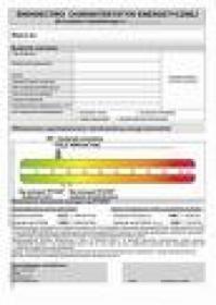 CERTYFIKATY ENERGETYCZNE W-WA, oferta