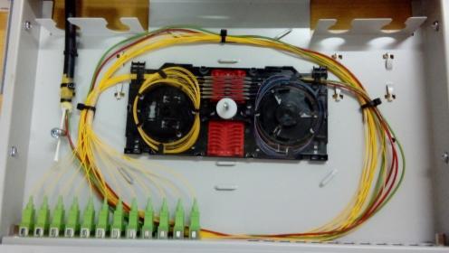 Spawanie światłowodów, pomiary OTDR, naprawa uszkodzeń, serwis , instalacja monitoringu, Rzeszów, oferta