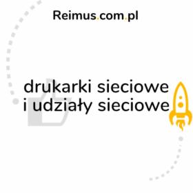 Drukarki sieciowe i udziały sieciowe, Bydgoszcz, oferta