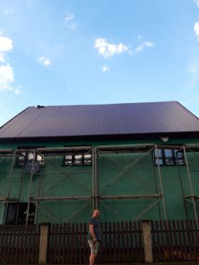 Wykonujemy pokrycia dachowe z: -blachodachówki, -blachy trapezowej, -dachówki, -płyty wars, Zgorzelec, oferta