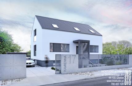 Projekty przebudowy i rozbudowy domów jednorodzinnych, Gliwice,Katowice,Zabrze,Rybnik, oferta