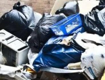 Wywóz śmieci pobudowlanych