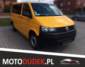VW T5  9 osobowy, Tarnowskie Góry, oferta