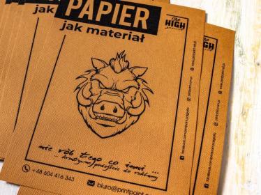 Papier jak materiał :)
