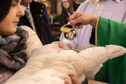 Chrzest- tylko kościół, oferta