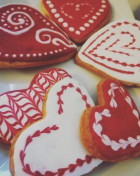 Ręcznie zdobione ciasteczka na każdą okazję