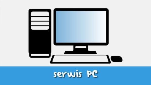 Serwis, modernizacja i naprawa komputerów, Radomsko, oferta