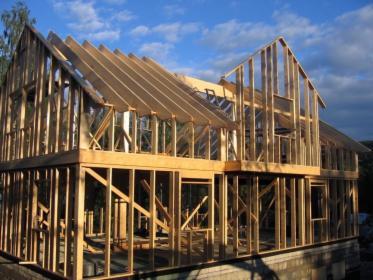 Budowa domów szkieletowych , dom drewniany , dom kanadyjski, Mieroszów, oferta