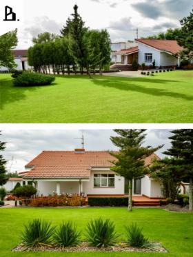 Przepiękna rezydencja z ogrodem | Jezioro Kierskie